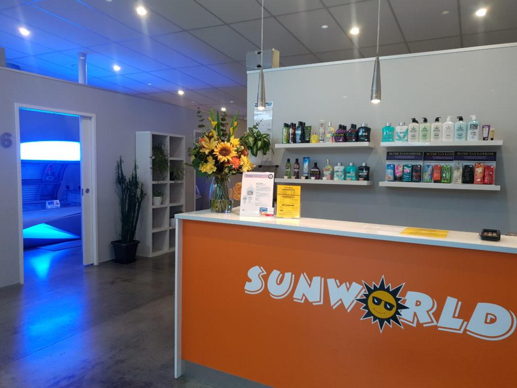 Sunworld Tanning Studio