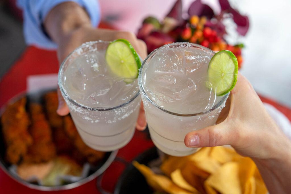 Mexico's classic Margarita