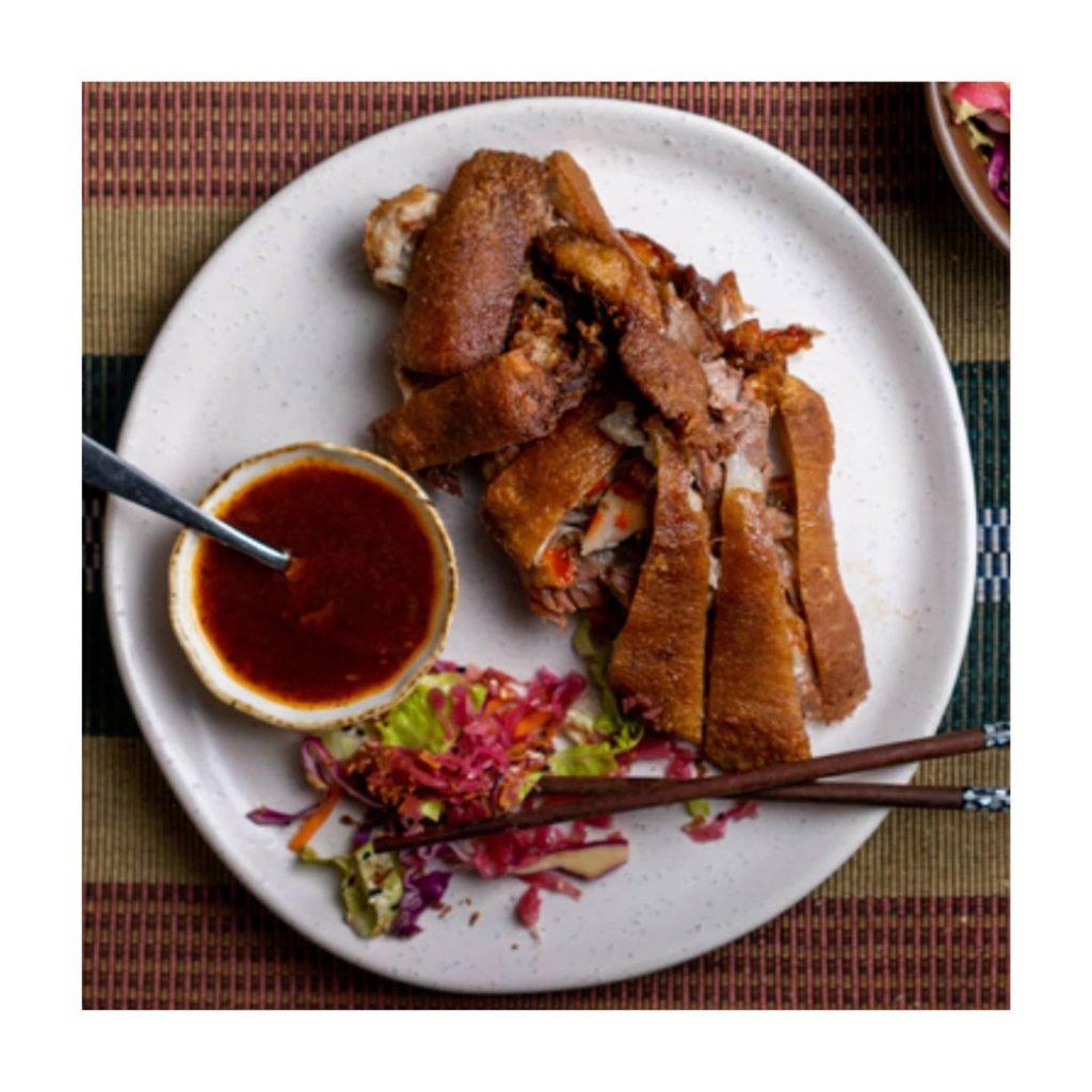 Crispy Pork Hock - Nanam