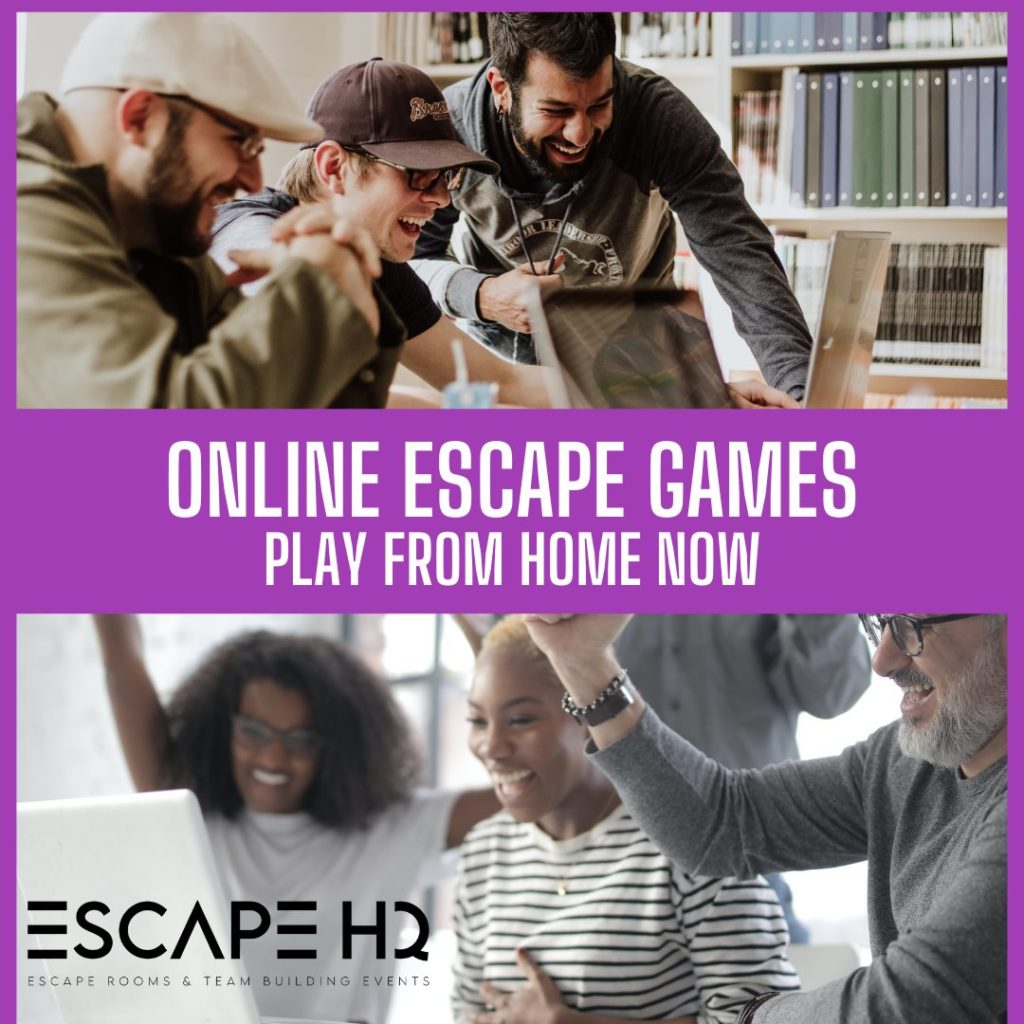 Escape HQ online games for Father's Day