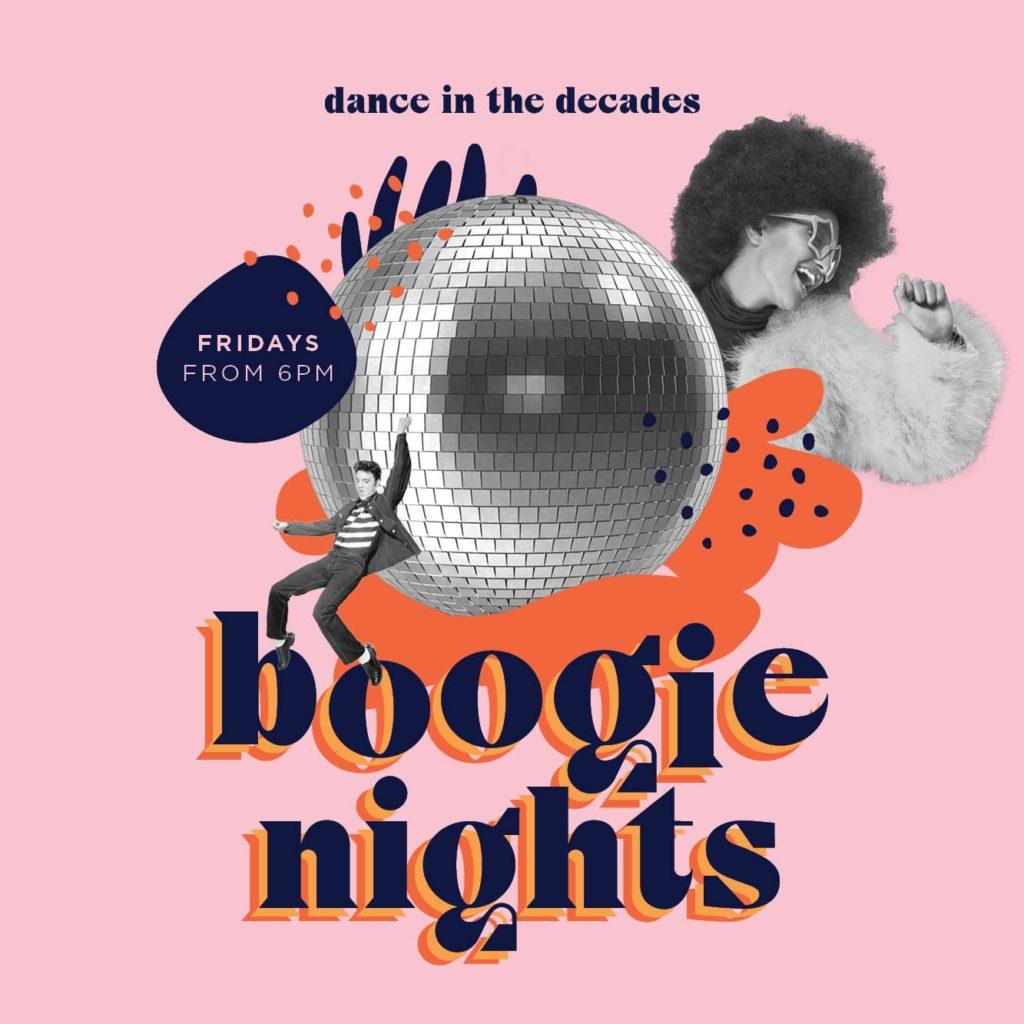 Regatta Boogie Nights event