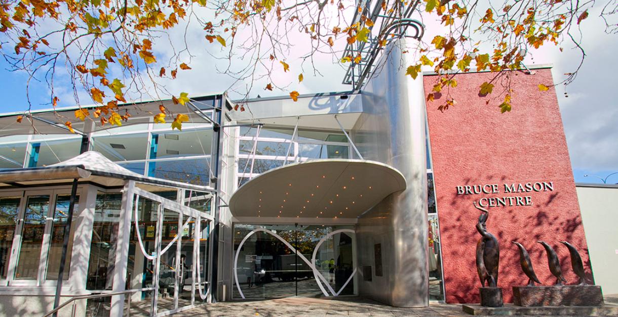Bruce Mason Centre Neverland Extend Showcase 2021