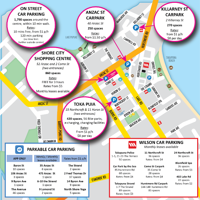 TBBA PARKING MAP 2021