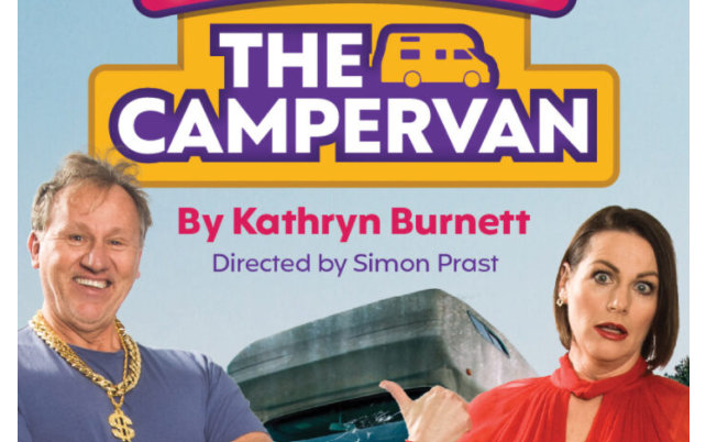 The PumpHouse Show The Campervan